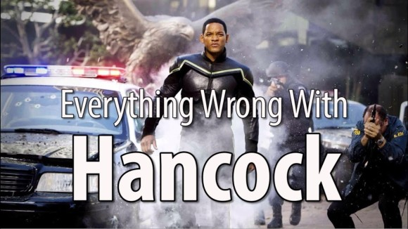 CinemaSins - Everything wrong with hancock in 14 minutes or less