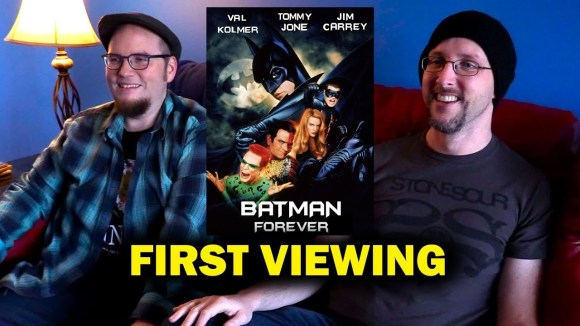 Channel Awesome - Batman forever - 1st viewing