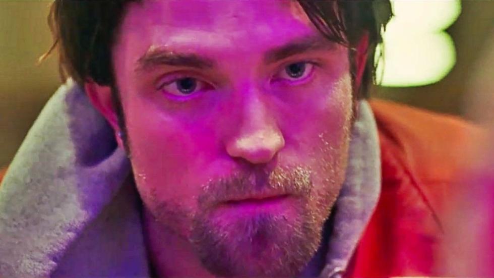 Robert Pattinson naast Willem Dafoe in horrorfilm 'The LIghthouse'
