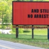 'Three Billboards Outside Ebbing, Missouri' nu in protestvorm in Miami