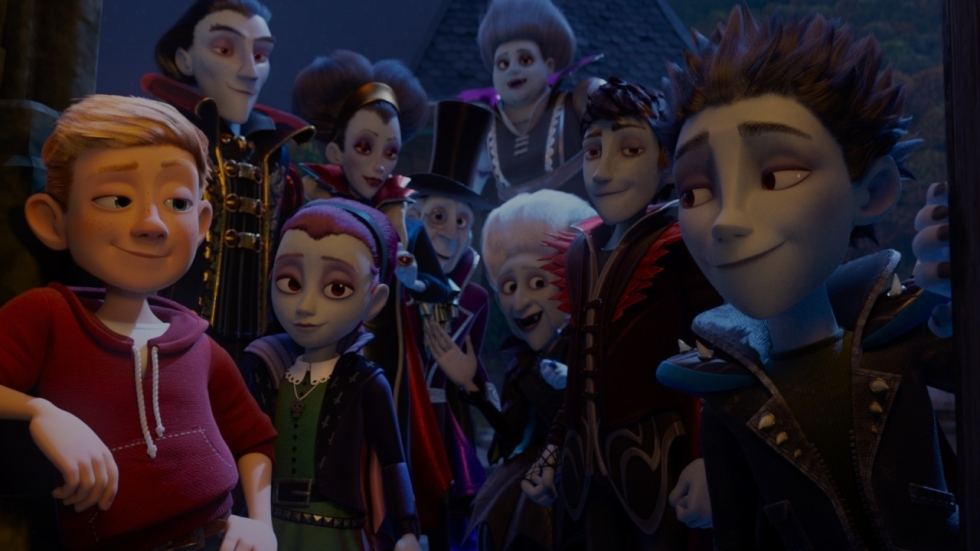 Blu-ray review 'The Little Vampire 3D' - De eerste Nederlandse 3D animatiefilm