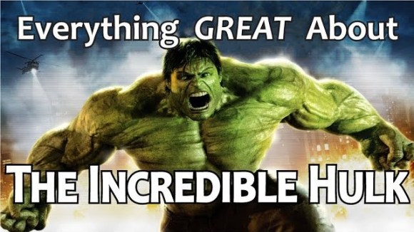 CinemaWins - Everything great about the incredible hulk!