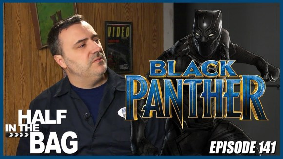 RedLetterMedia - Half in the bag episode 141: black panther