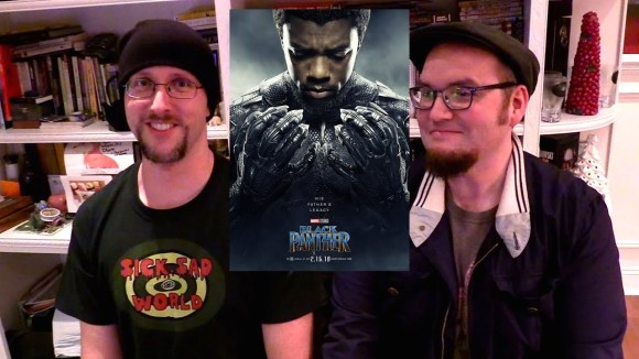 Channel Awesome - Black panther - sibling rivalry
