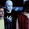 Keanu Reeves met bizarre mohawk in 'Bill and Ted 3'