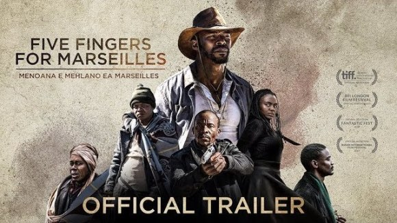 Five Fingers for Marseilles - Official trailer