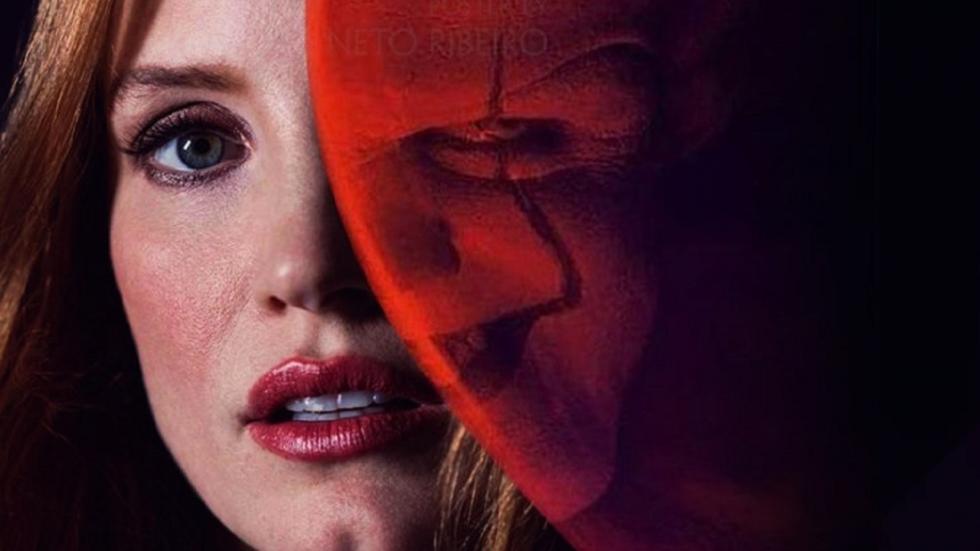 Jessica Chastain in gesprek voor 'IT: Chapter Two'