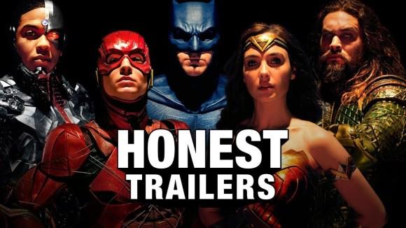 ScreenJunkies - Honest trailers - justice league
