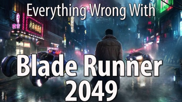 CinemaSins - Everything wrong with blade runner 2049