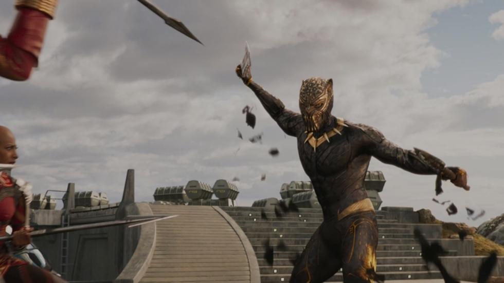 Regisseur over alternatief einde 'Black Panther'