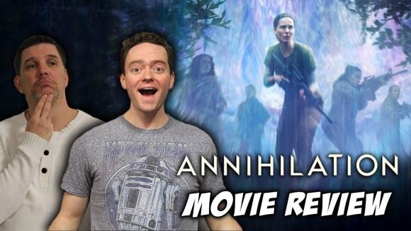 Schmoes Knows - Annihilation movie review