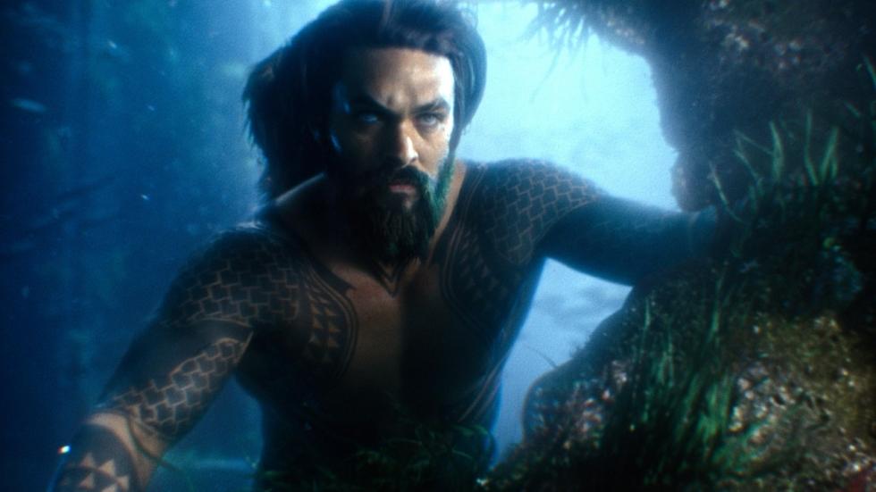 Positieve reacties op testscreening 'Aquaman'