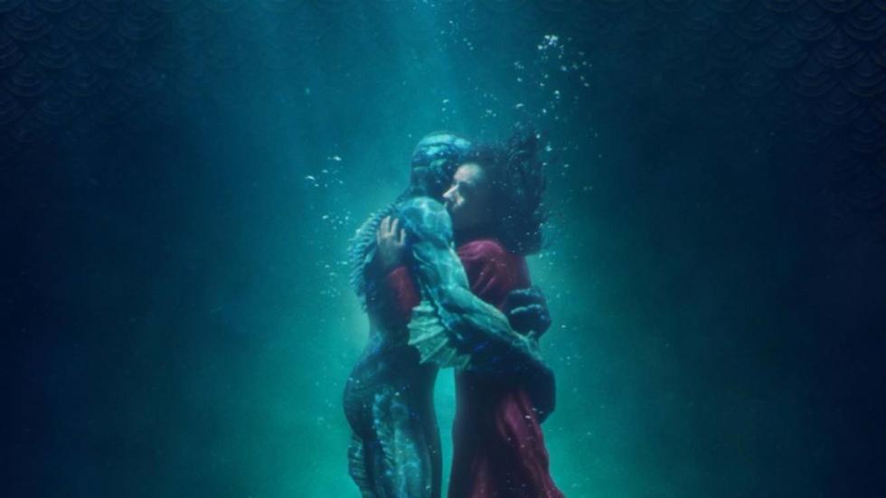 Guillermo del Toro ontkent 'The Shape of Water' te hebben gestolen