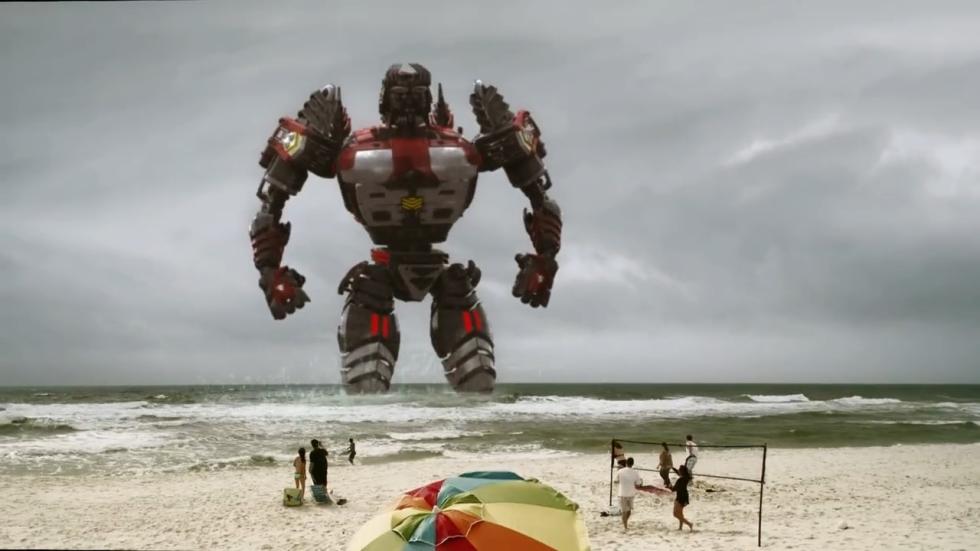 Trailer 'Atlantic Rim: Resurrection': concurrentie voor 'Pacific Rim'