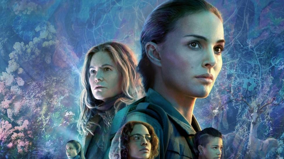 Sterk ontvangen 'Annihilation' vanaf 12 maart op Netflix