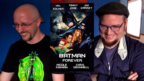 Channel Awesome - Nostalgia critic real thoughts on batman forever