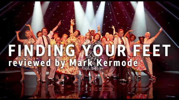 Kremode and Mayo - Finding your feet reviewed by mark kermode