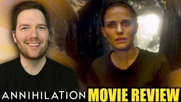 Chris Stuckmann - Annihilation - movie review