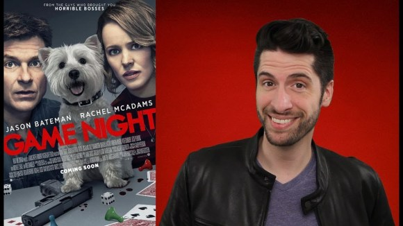 Jeremy Jahns - Game night - movie review