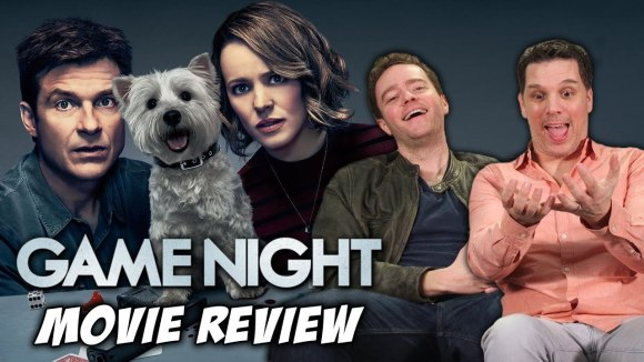 Schmoes Knows - Game night movie review