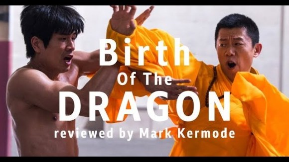 Kremode and Mayo - Birth of the dragon reviewed by mark kermode