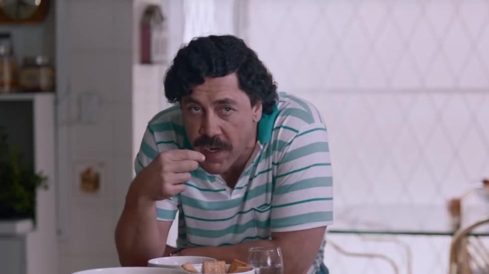Trailer 'Narcos'-kloon 'Loving Pablo' met Javier Bardem