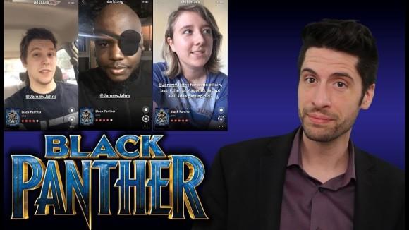 Jeremy Jahns - Black panther - stardust reactions & reviews