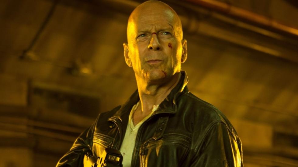 Bruce Willis bevestigt 'Die Hard 6'