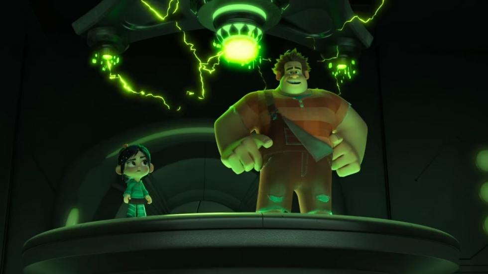 WWW-trailer 'Ralph Breaks The Internet: Wreck-It Ralph'