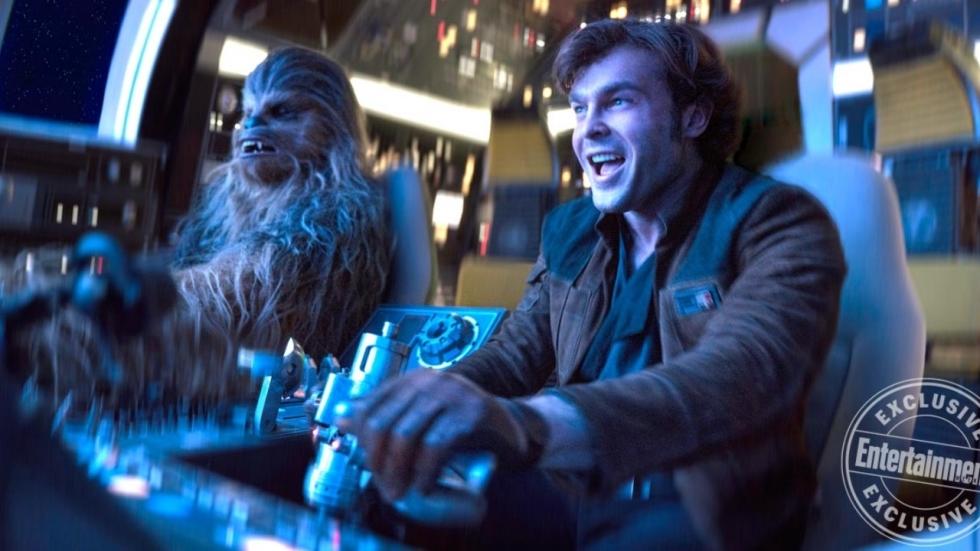 Nieuwe trailer 'Solo: A Star Wars Story'!