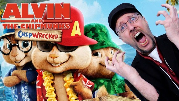 Channel Awesome - Alvin and the chipmunks: chipwrecked - nostalgia critic