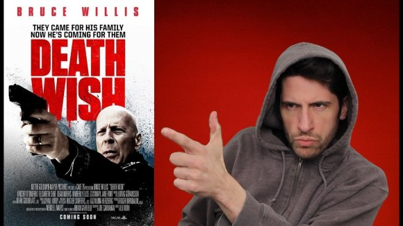 Jeremy Jahns - Death wish - movie review