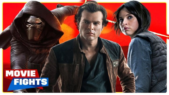 ScreenJunkies - Should disney stop making star wars movies? movie fights