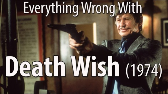 CinemaSins - Everything wrong with death wish (1974)