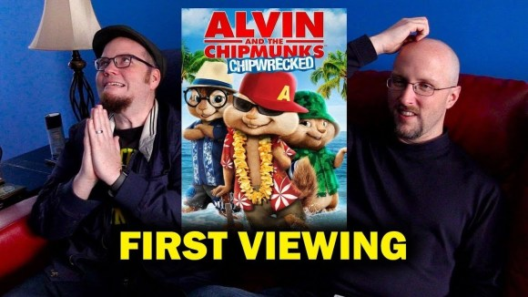 Channel Awesome - Alvin and the chipmunks: chipwrecked - 1st viewing