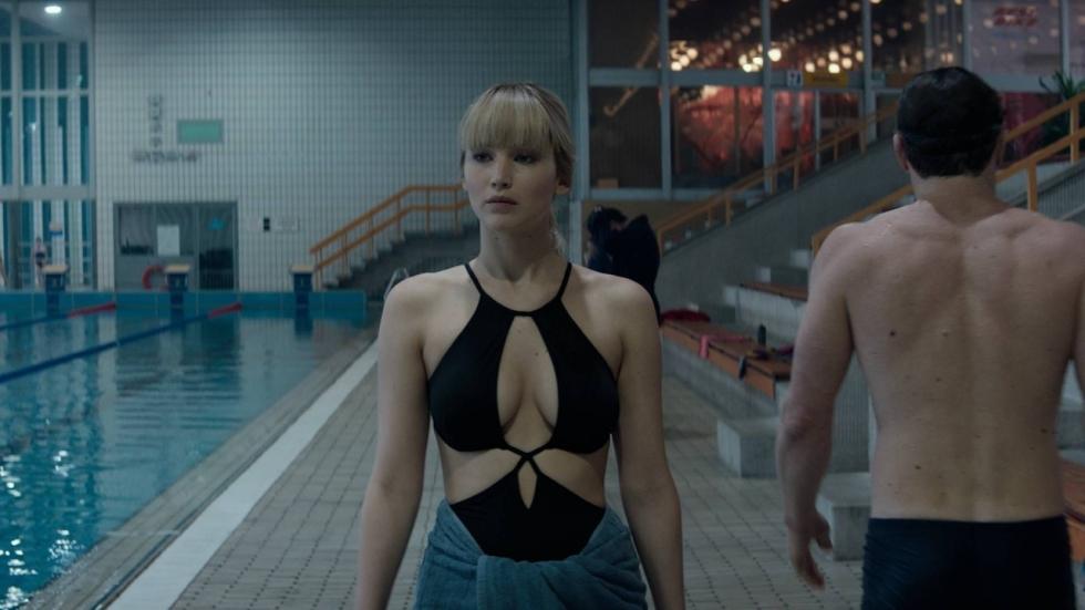Sexy Jennifer Lawrence krijgt 'Black Panther' niet klein