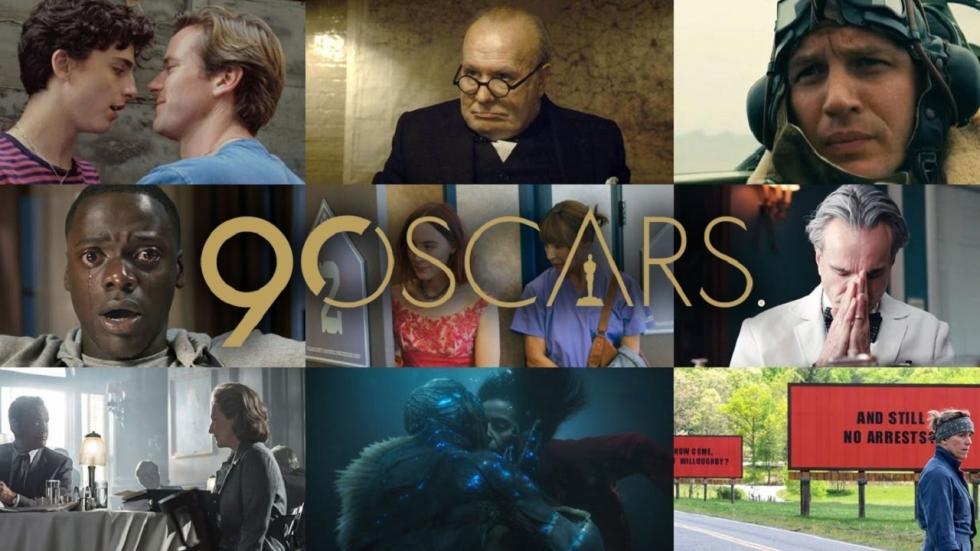 LIVE: Uitreiking Oscars 2018!