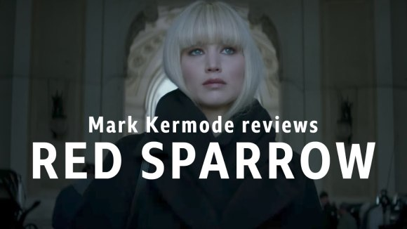 Kremode and Mayo - Red sparrow reviewed by mark kermode