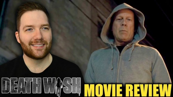 Chris Stuckmann - Death wish - movie review