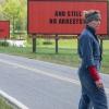 Blu-ray review 'Three Billboards Outside Ebbing, Missouri' - Sam Rockwell in bloedvorm!