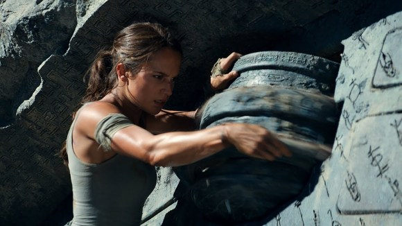 Tomb Raider Clip: Puzzle Door
