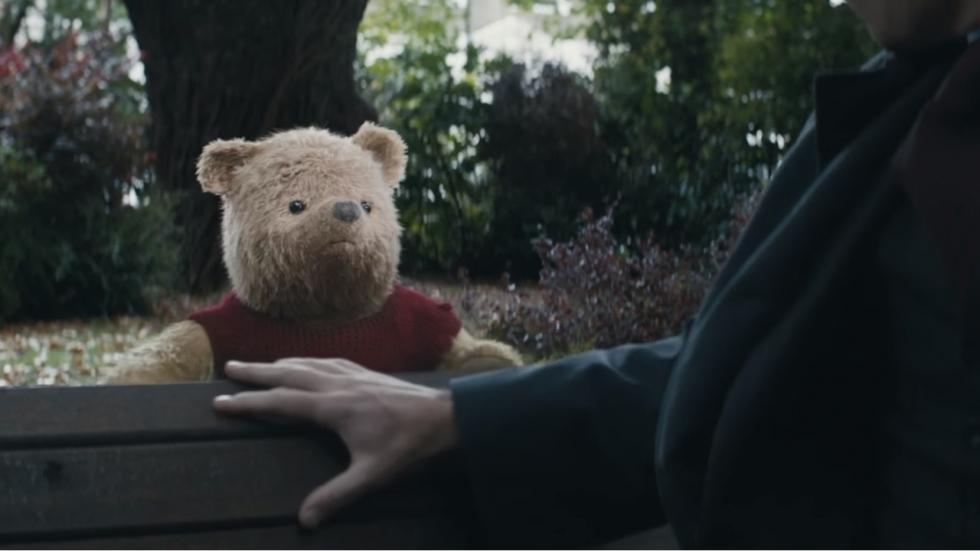 Winnie de Pooh herrijst in teaser trailer Disney's 'Christopher Robin'