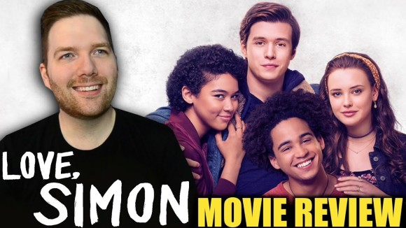 Chris Stuckmann - Love, simon - movie review