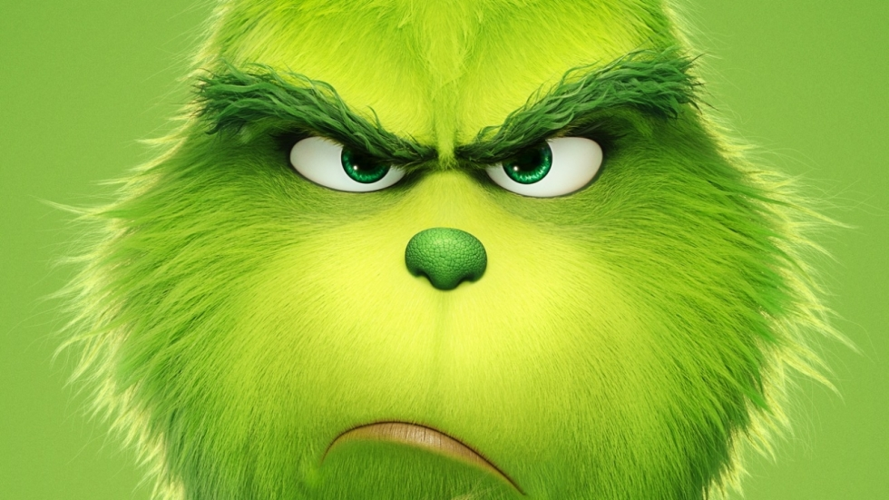Benedict Cumberbatch in trailer 'The Grinch'