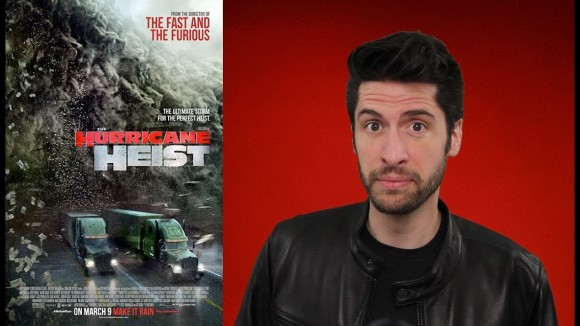 Jeremy Jahns - The hurricane heist - movie review