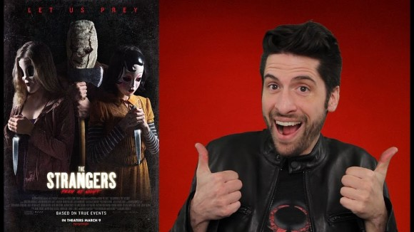 Jeremy Jahns - The strangers: prey at night - movie review
