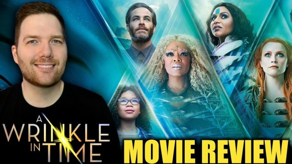 Chris Stuckmann - A wrinkle in time - movie review