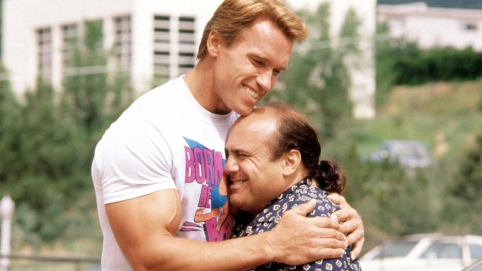 Schwarzenegger: script 'Triplets' is klaar en Eddie Murphy doet mee