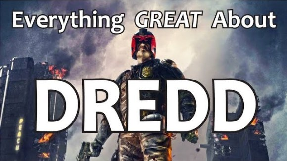 CinemaWins - Everything great about dredd!