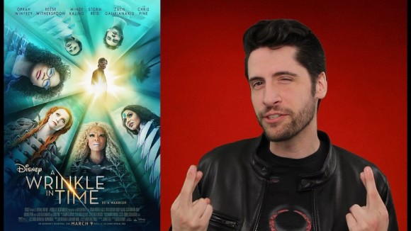 Jeremy Jahns - A wrinkle in time - movie review